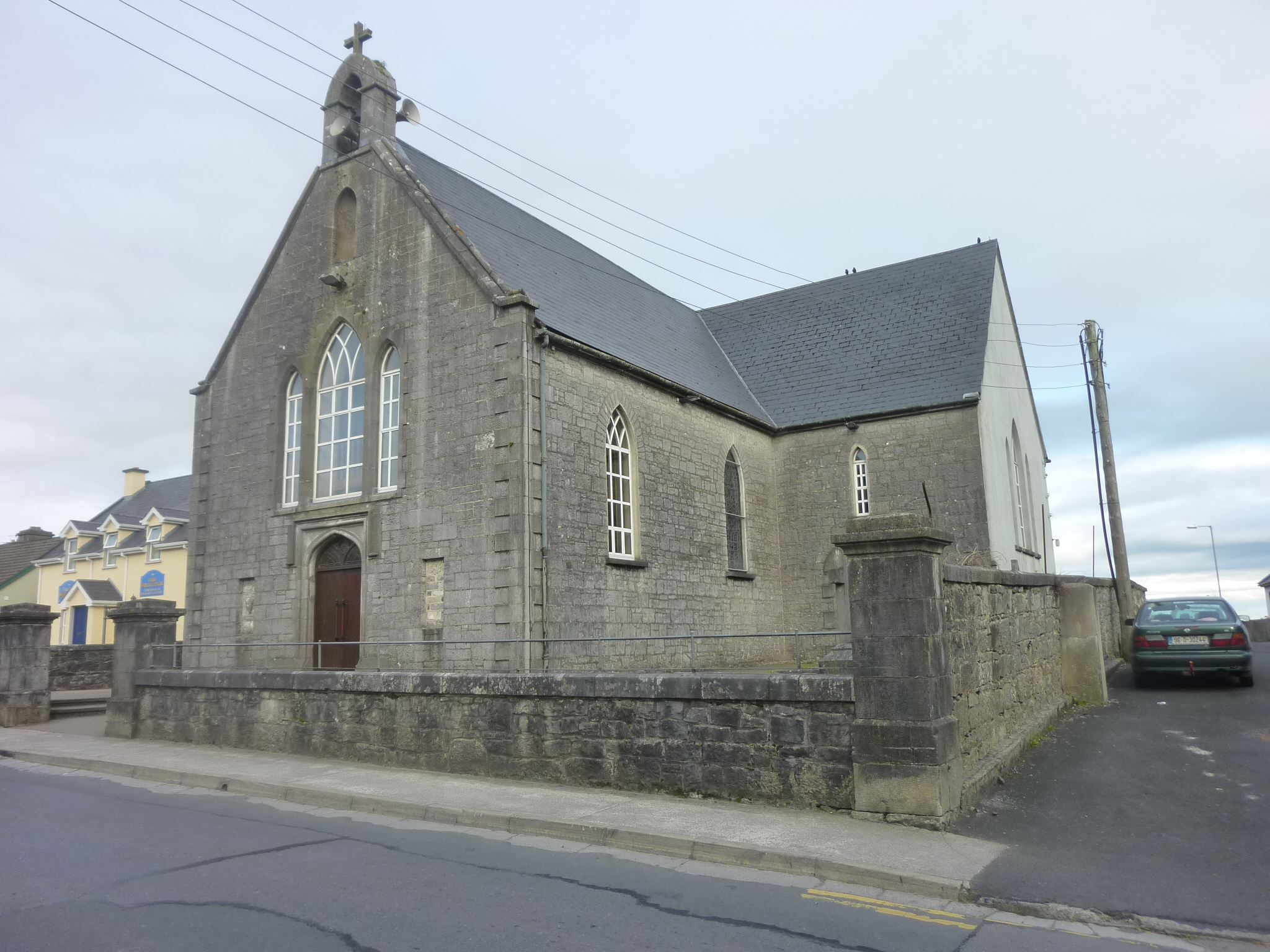 Clare Churches